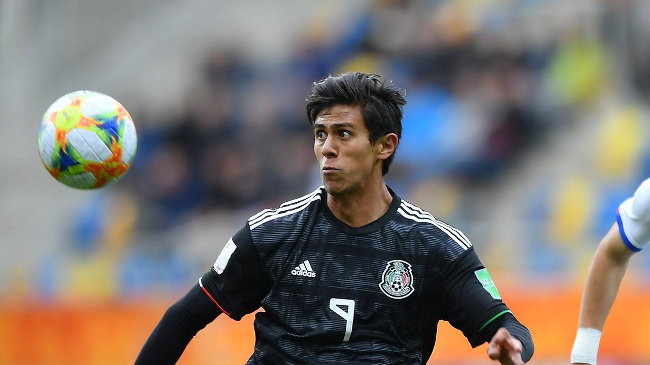 José Juan Macías sin prisa para llegar a selección mayor