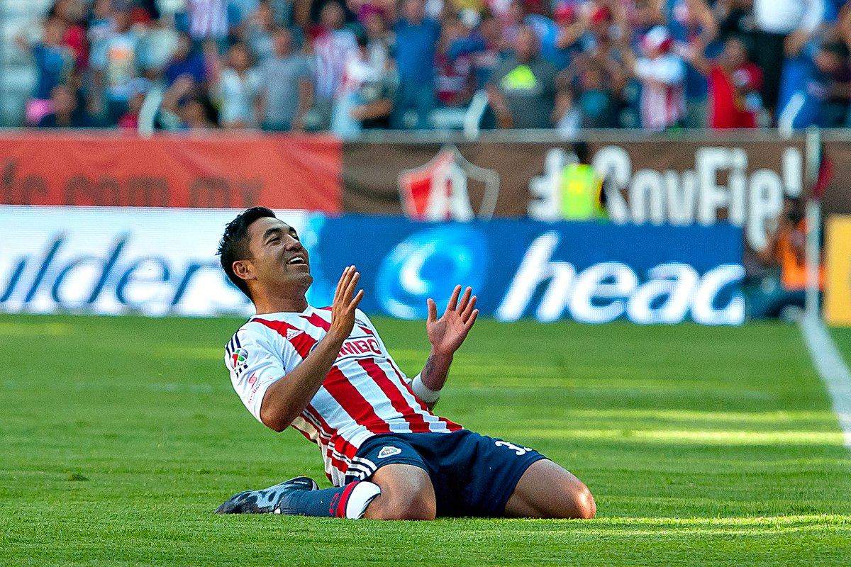 Chivas busca repatriar a Marco Fabían para el Clausura 2020