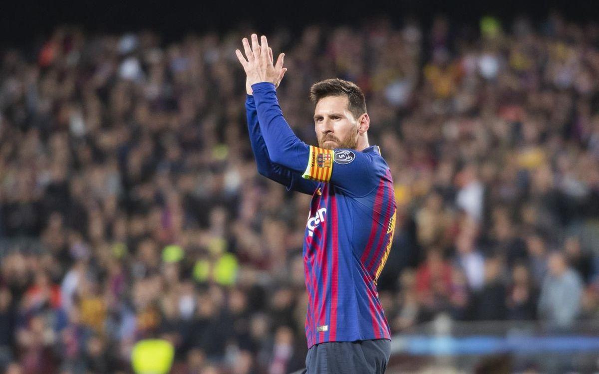 Lionel Messi se lleva el premio The Best de la FIFA