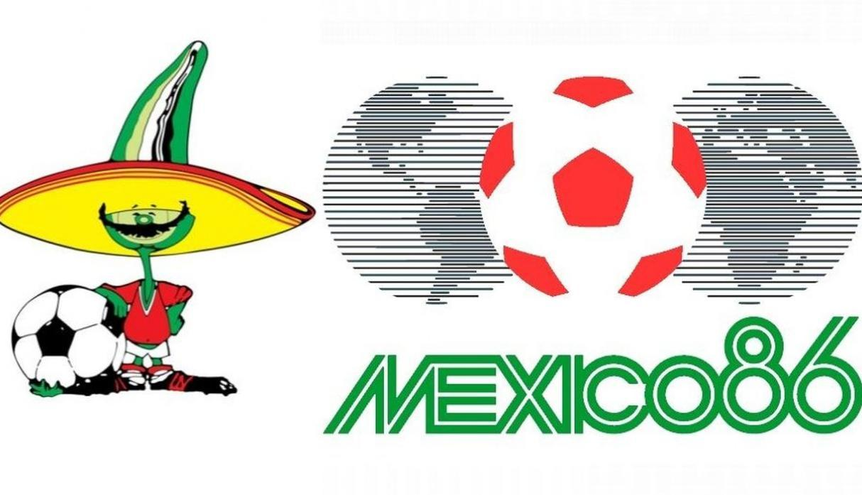 Emblema del mundial México 86 entre los mejores de la historia