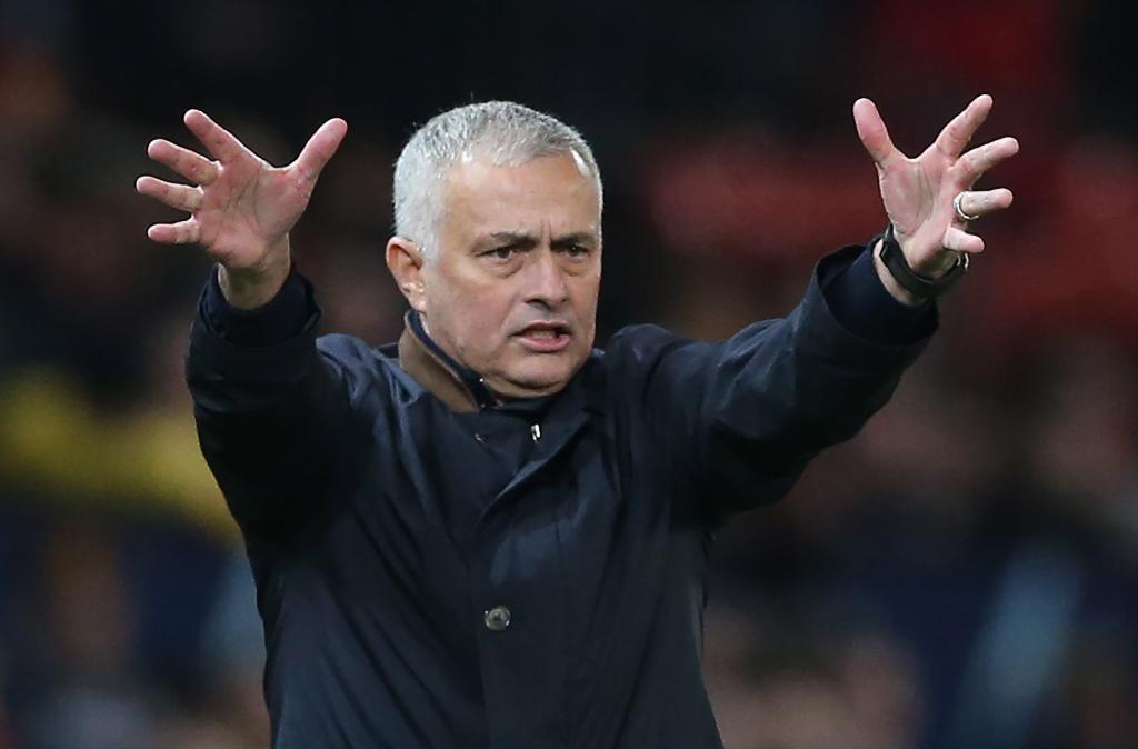 José Mourinho le dice no al Real Madrid