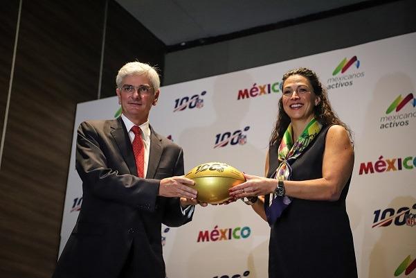 Se transmitirán nueve partidos de NFL cada semana en México