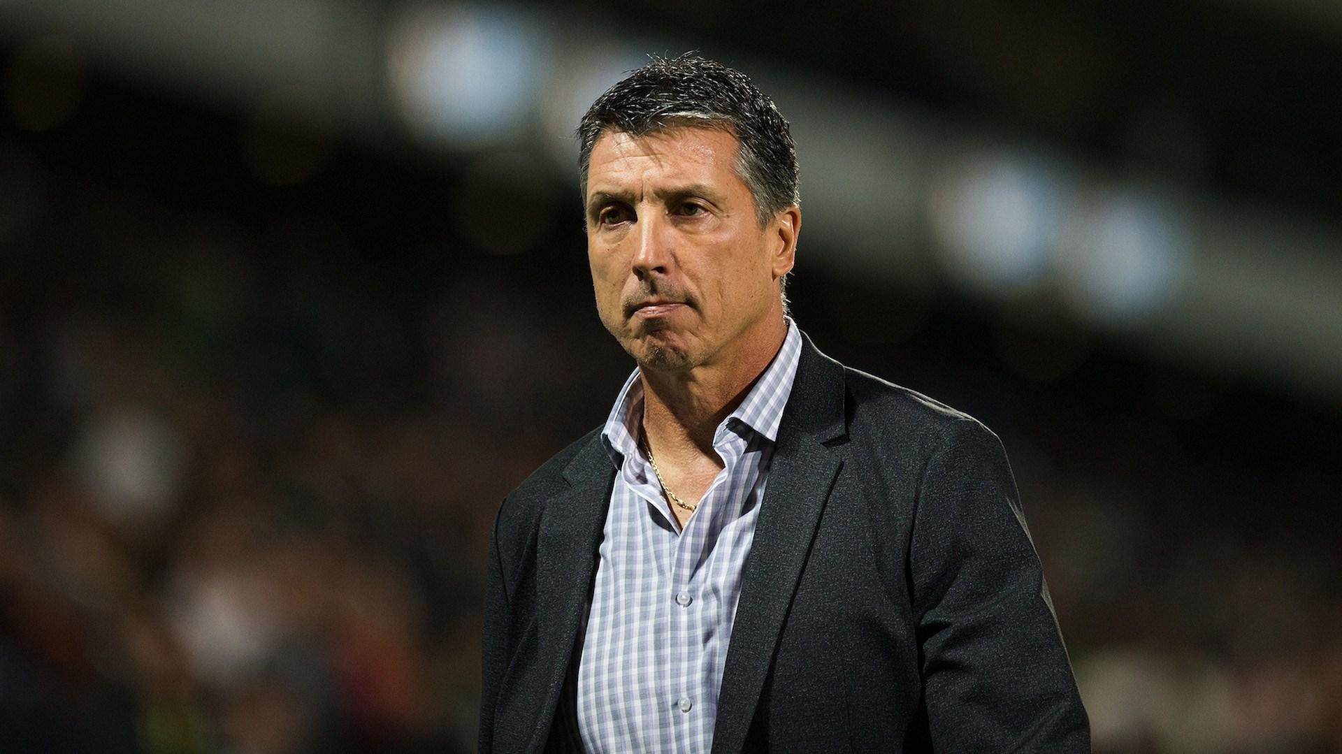 Robert Dante Siboldi nuevo director técnico de Cruz Azul