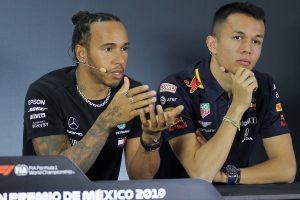 Lewis Hamilton se dice listo para el Gran Premio de México