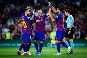 Barcelona vs Inter: Horario y dónde ver en vivo el partido del Grupo F de la Champions