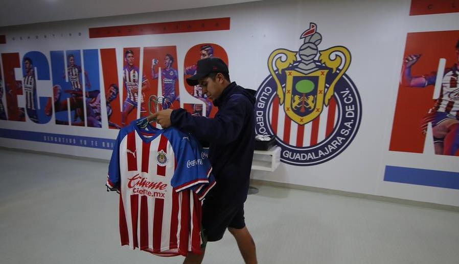 Chivas presentó nuevas modificaciones en su escudo