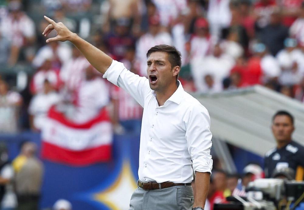 Diego Alonso es la opción de Ricardo Peláez para dirigir a Chivas en 2020
