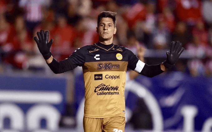 Dorados despide al arquero Gaspar Servio por polémica en redes sociales
