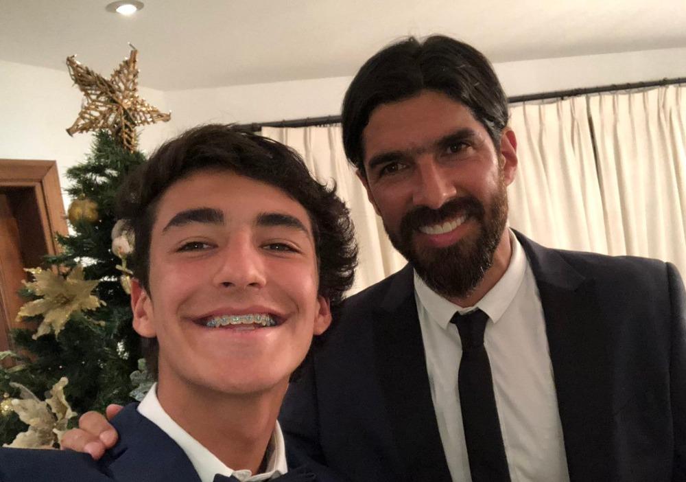 Chivas y Rayados ponen la mira en Diego, el hijo del 'Loco' Abreu