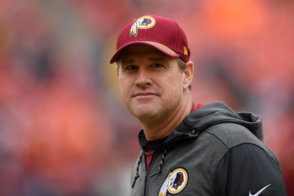 Washington Redskins despiden al entrenador en jefe Jay Gruden