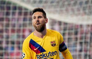Lionel Messi iguala marca goleadora de Cristiano y Raúl en Champions League