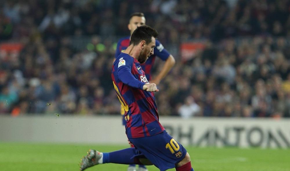 Messi 50 Goles Tiro Libre