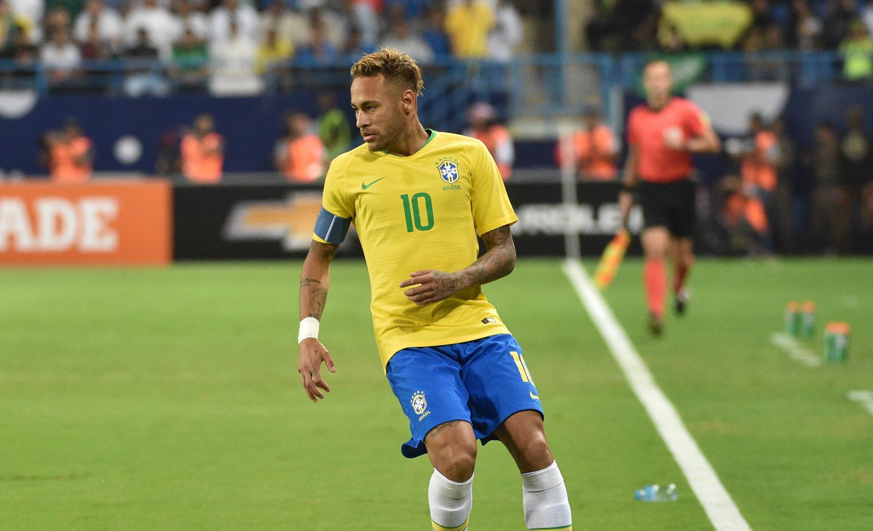 Neymar y Marcelo fuera de la convocatoria de Brasil