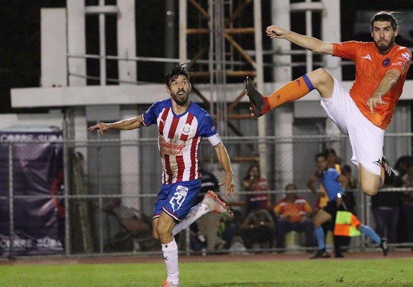 Oribe Gol Chivas