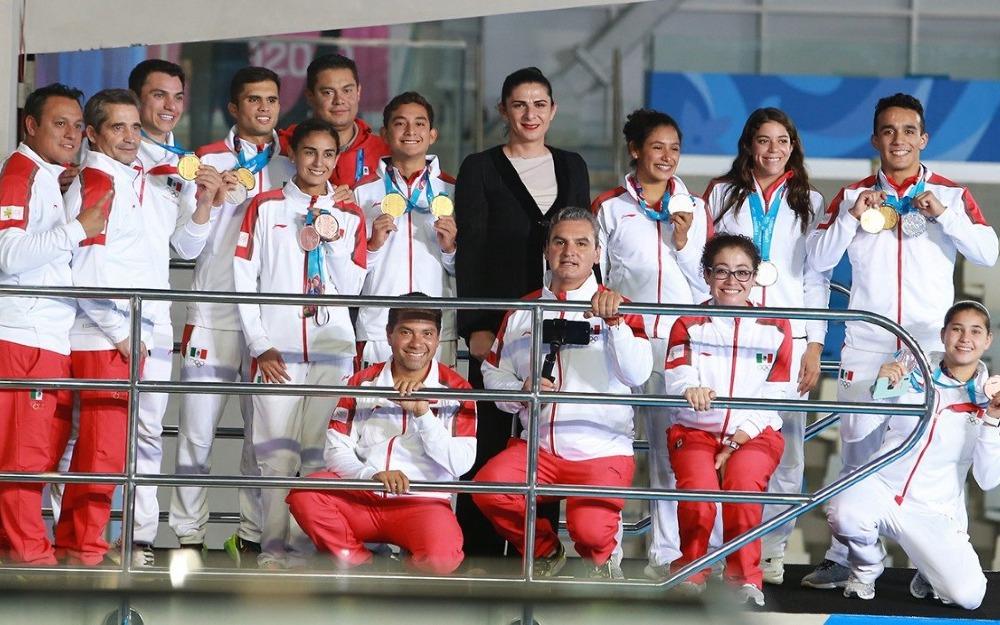 Presupuesto Deportes Mexicano