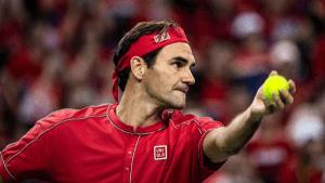 Roger Federer inicia con triunfo participación en Masters 1000 de Shanghai
