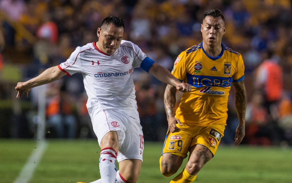Tigres vs Toluca: Horario y dónde ver en vivo la Jornada 16 Apertura 2019