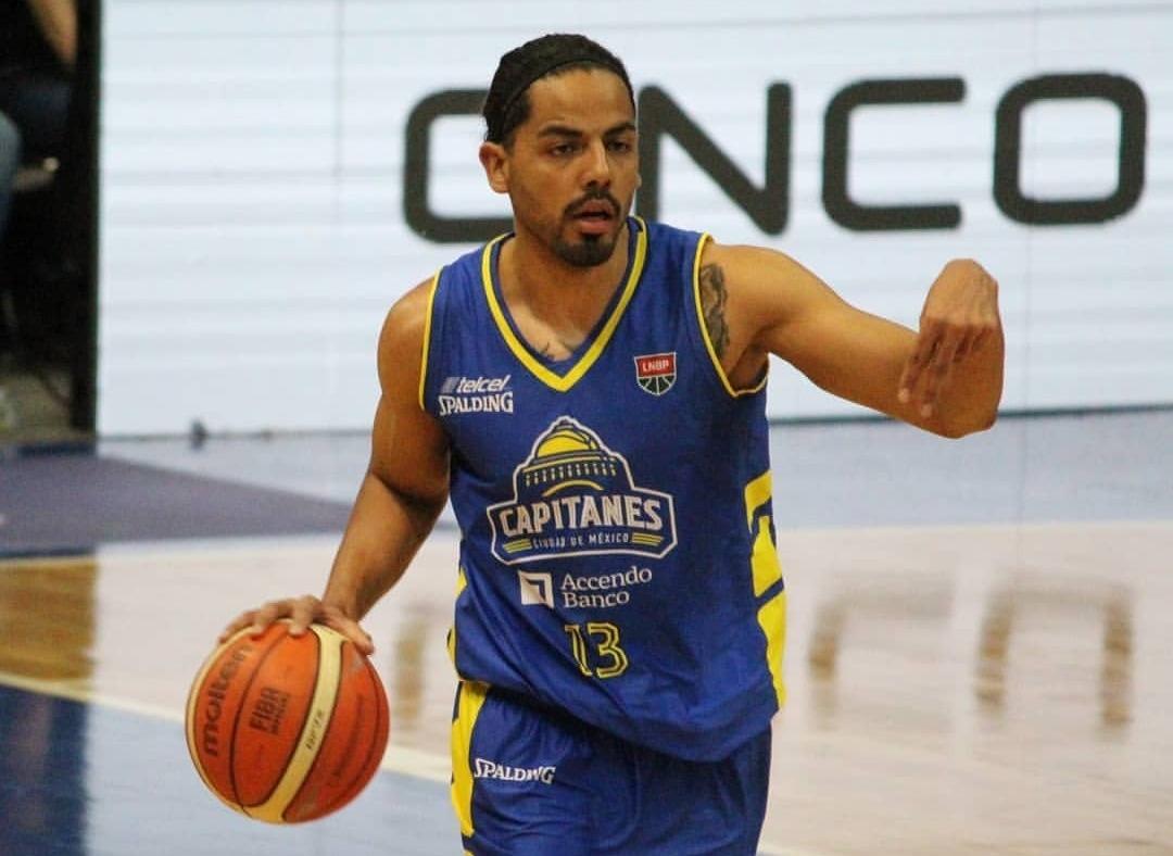 Jorge Gutiérrez regresa a Capitanes CDMX