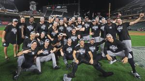 Yankees barre 3-0 a Twins, y va a final de Liga Americana de Beisbol