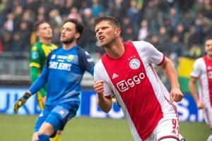 Ajax de Edson Álvarez se mantiene en la cima de la Erevidisie