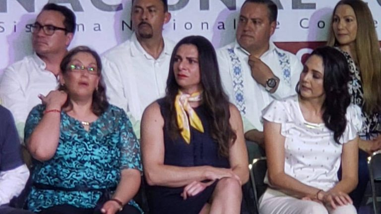Ana Gabriela Guevara, CONADE, CNAR,