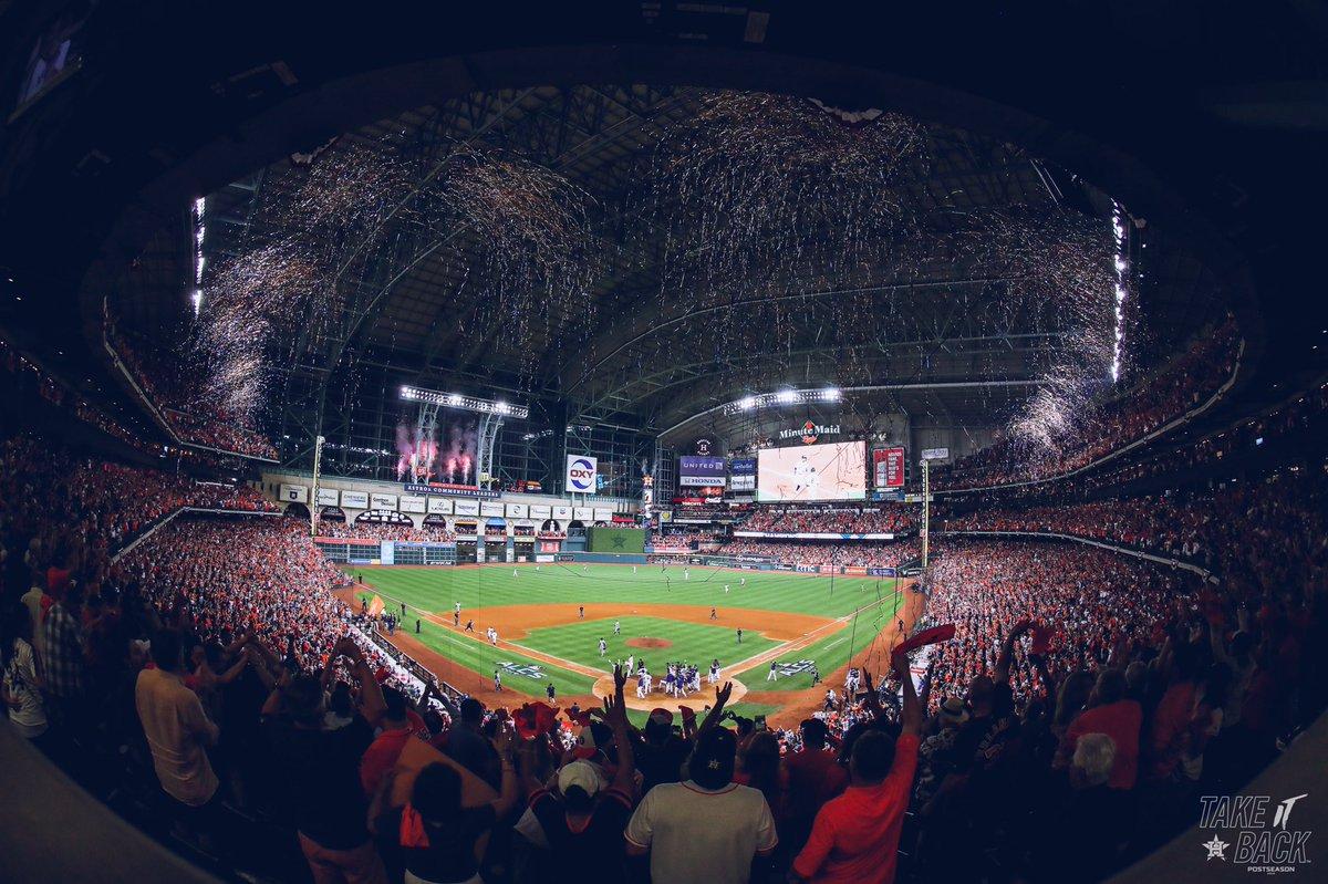 Astros vs Nacionales: Horario y dónde ver EN VIVO el primer juego de la Serie Mundial