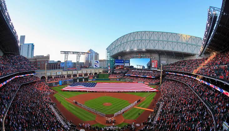Hasta 24 mil pesos por un boleto para Astros vs Nacionales