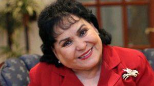 Revelan foto inédita de Carmen Salinas con leyendas de Santos Laguna
