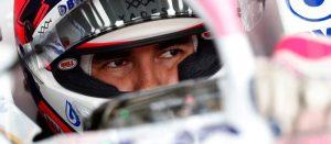 Estos son los números de 'Checo' Pérez rumbo al Gran Premio de México
