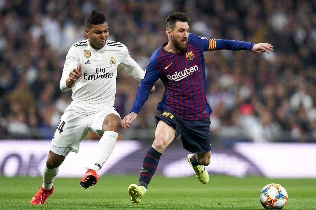 Confirman cambio de fecha del Barcelona vs Real Madrid