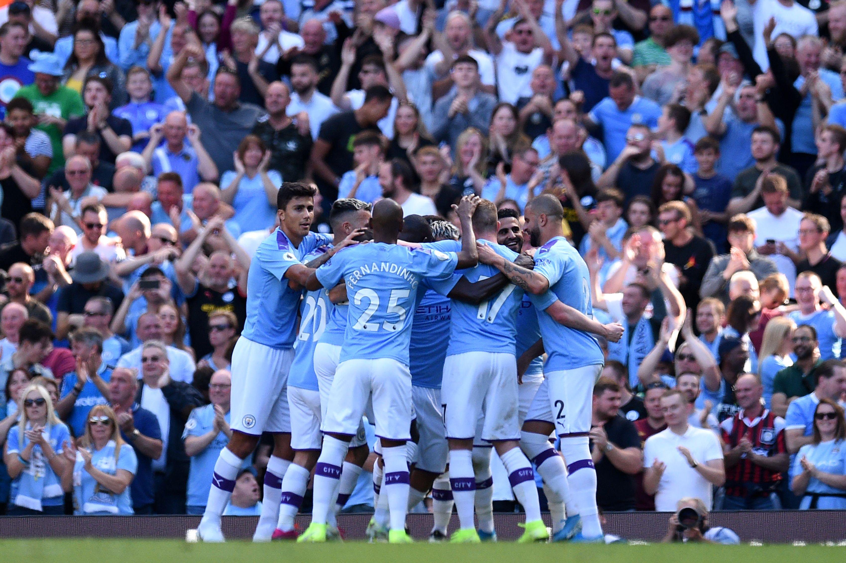 Sigue EN VIVO las acciones entre Crystal Palace vs Manchester City