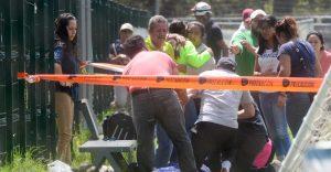 Ejecutan a balazos a futbolista en la Magdalena Mixhuca