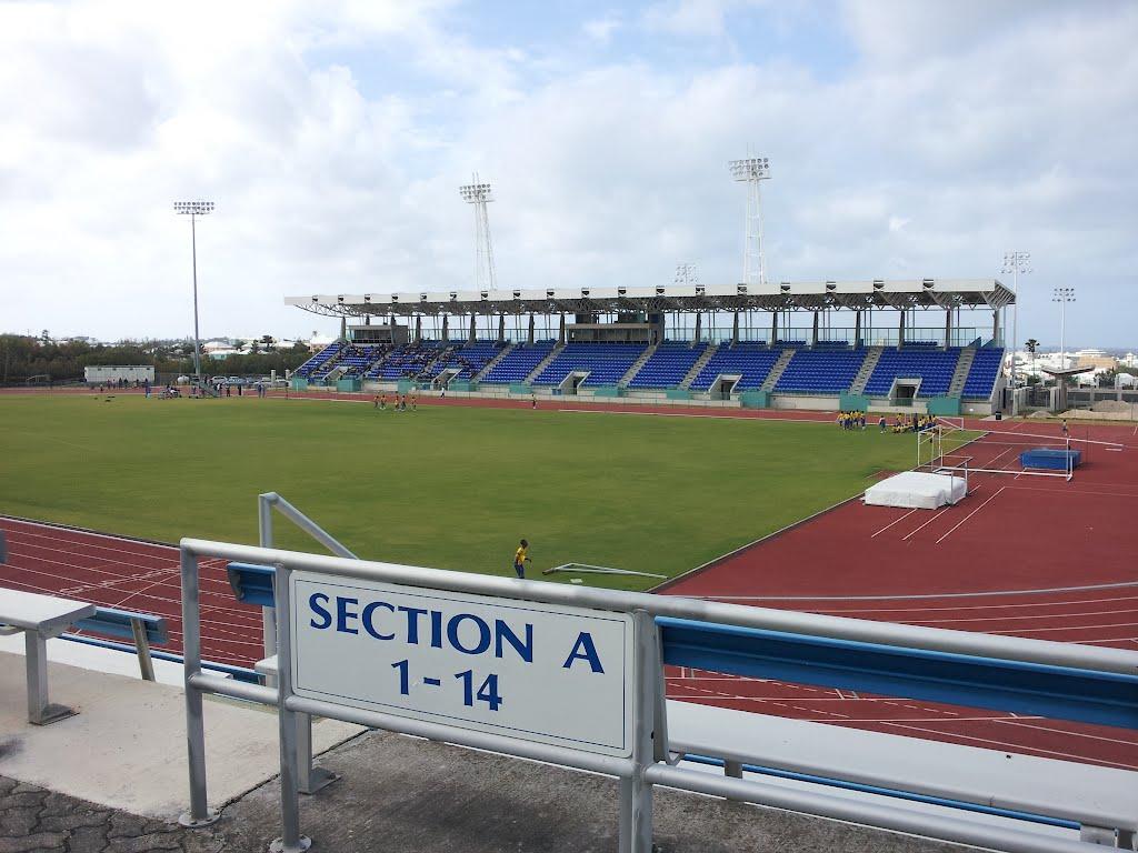 Así es el estadio donde jugará México contra Bermudas
