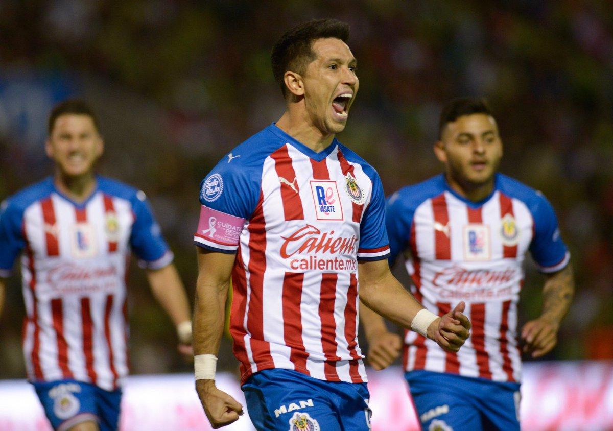 Chivas vence 2-1 a Juárez y aún respira en el Apertura 2019