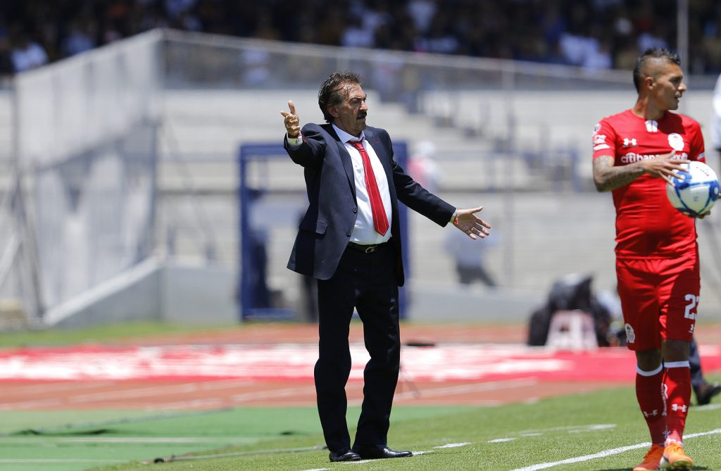 Memo Vázquez, Toluca, Liga MX,