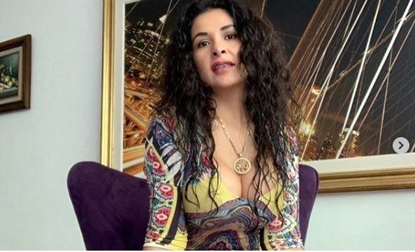 Ella es Lorena Cid, la joven esposa de Eduardo Trelles que está causando revuelo