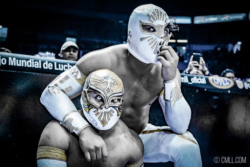 Arena México, Día de Muertos, CMLL,