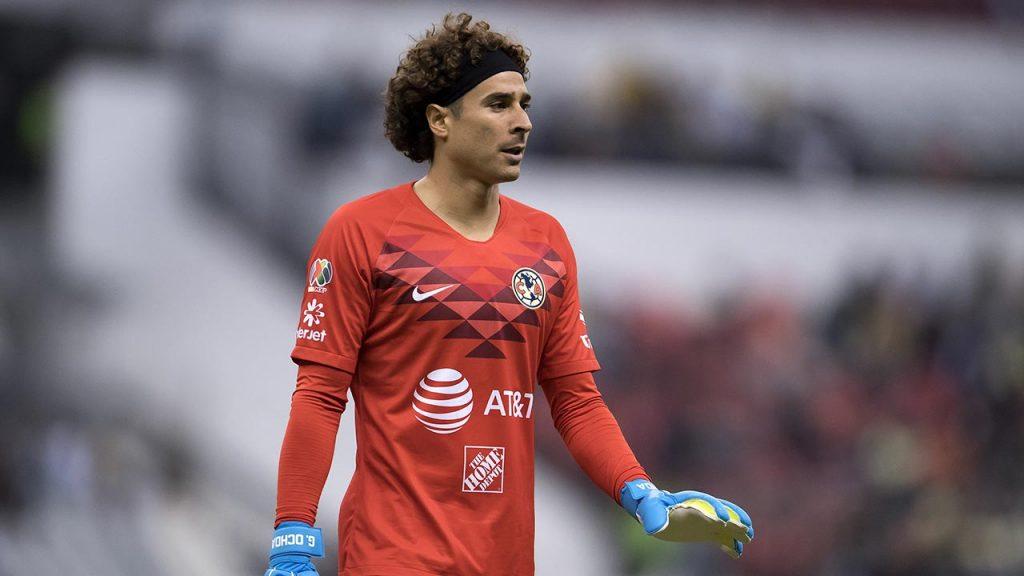 ¿Cuántos goles ha recibido Guillermo Ochoa en su carrera?