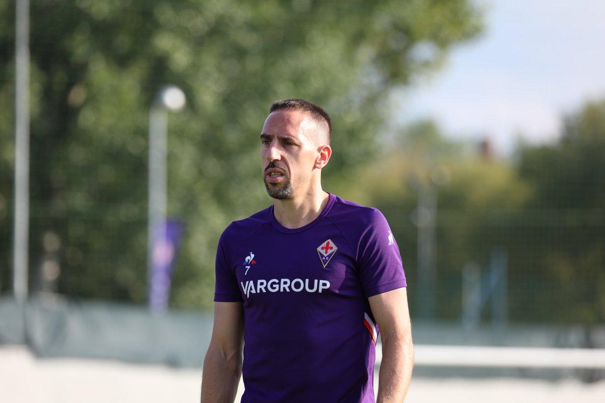 Franck Ribery molesto por su falta de parecido en el FIFA 20