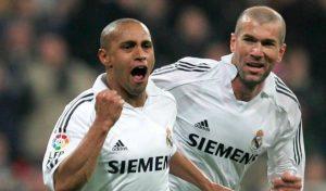 Roberto Carlos reveló cómo los galácticos dominaban el vestuario del Real Madrid