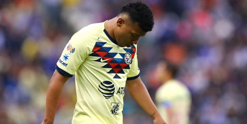 Roger Martínez, América, Apertura 2019