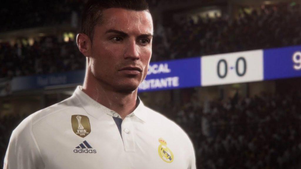 Cristiano Ronaldo, FIFA,