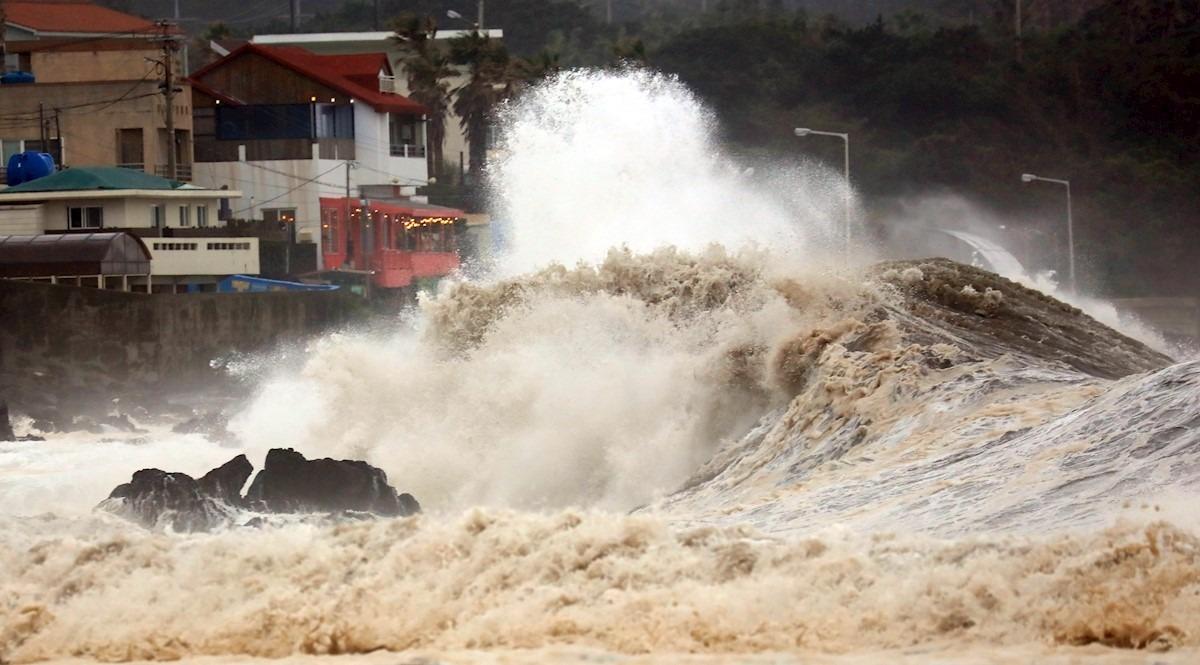 Resultado de imagen para tifón Hagibis