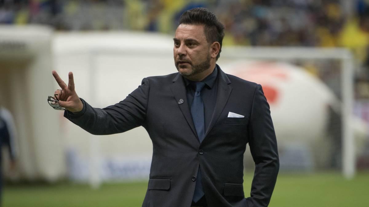 Antonio Turco Mohamed regresa a la Liga MX como entrenador de Rayados de Monterrey