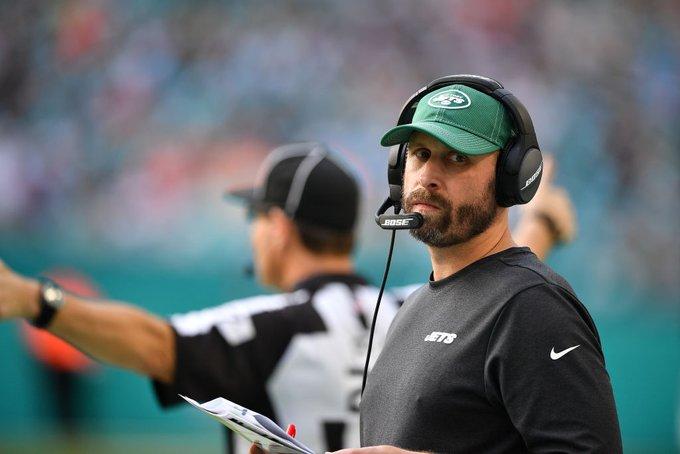 Jets de NY confirma continuidad de Adam Gase para 2020