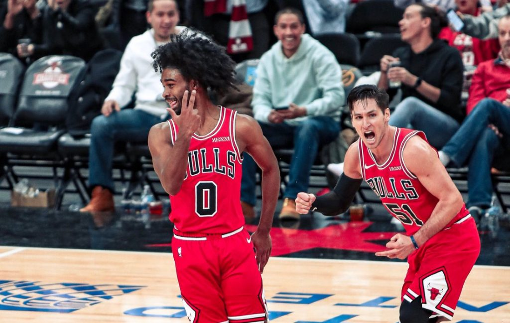 Chicago Portland NBA