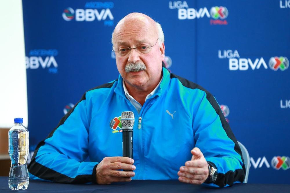 Enrique Bonilla advierte que la Liga MX arruinará la fiesta de la MLS