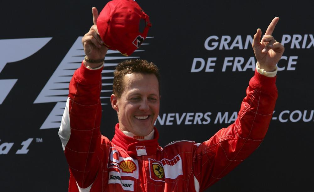 Esposa de Michael Schumacher revela detalles de su estado de salud