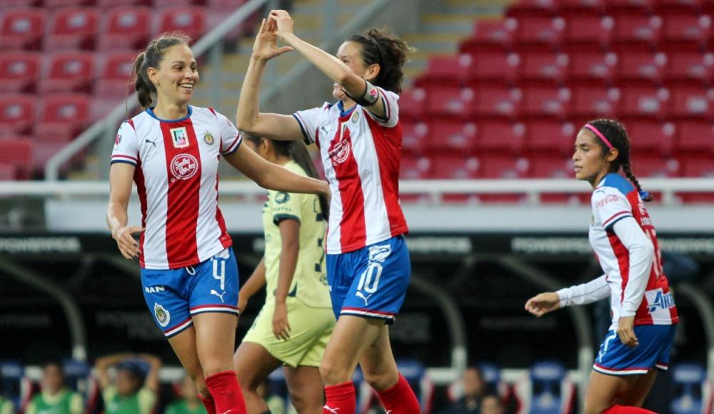 Definidos los horarios para la Liguilla de la Liga MX Femenil