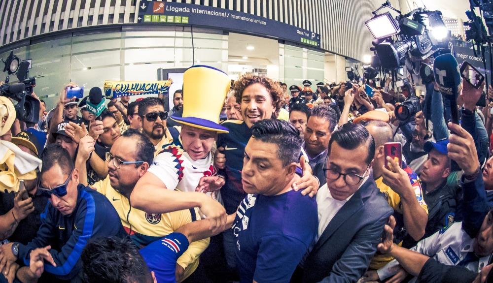 Prensa internacional confunde llegada al Aeropuerto de Evo Morales con Memo Ochoa